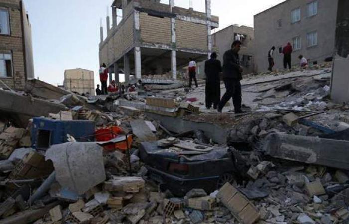 الثالث خلال 16 ساعة.. زلزال قوي يضرب بوشهر جنوب إيران