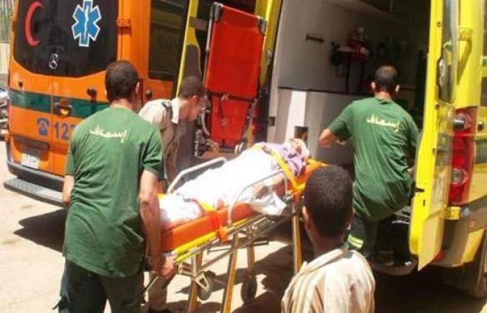 لخلاف على أولوية المرور.. إصابة نجار مسلح على يد سائق توك توك في الدقهلية