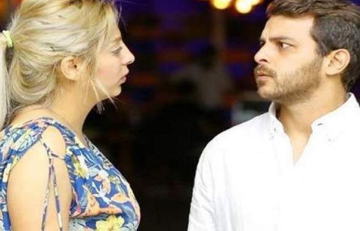 محمد رشاد يرد على مي حلمي: اكتشفت عليها شهر سجن.. ومش هشوفها بتكلم رجال وهسكت | فيديو