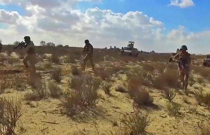 مصر: مقتل 3 «دواعش» شمال سيناء