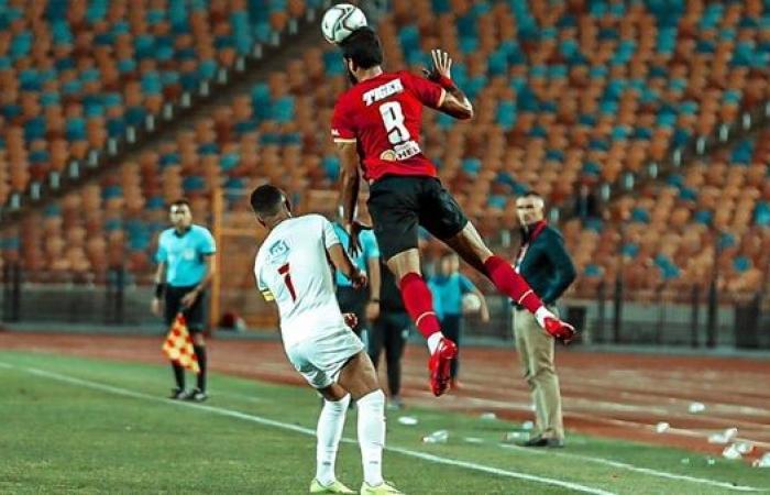 مدافع الأهلي: الفوز على الزمالك هو مجرد مباراة في الدوري