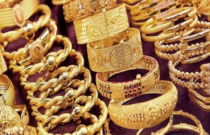 أسعار الذهب اليوم الاثنين 19-4-2021 في ختام التعاملات بمصر
