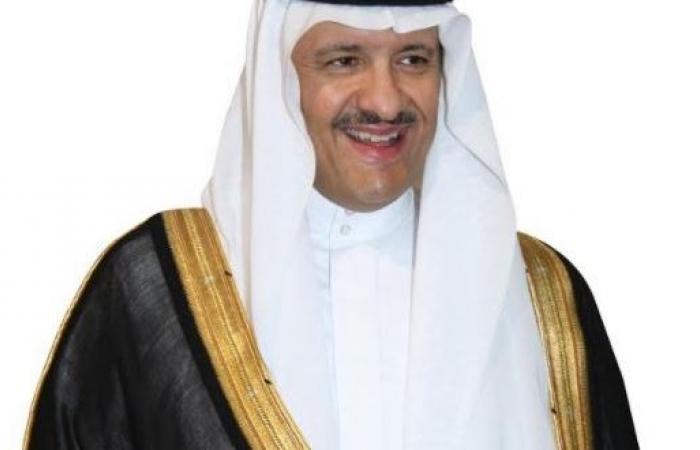 سلطان بن سلمان يثمن تخصيص مصلى لذوي الإعاقة في التوسعة السعودية الثالثة