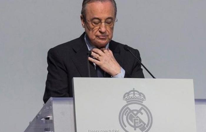 بيريز يكشف الهدف من إنشاء بطولة دوري السوبر الأوروبي