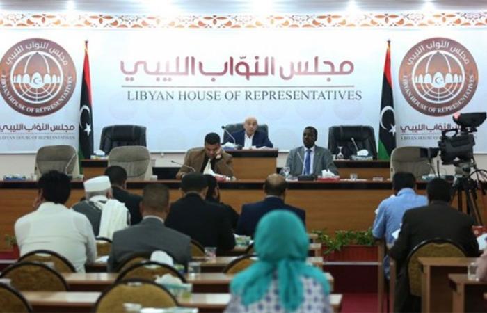 مجلس النواب الليبي يطالب الجيش بالاستعداد لأي تداعيات على الحدود مع تشاد