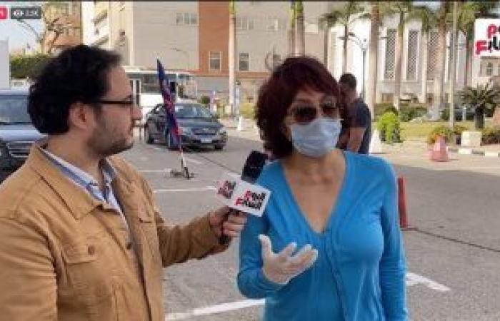 نبيلة عبيد لـ تليفزيون اليوم السابع: حصلت على اللقاح الصينى المضاد لكورونا