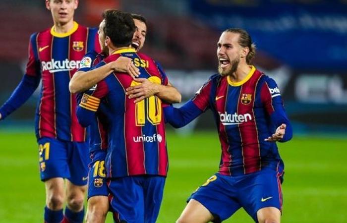 موعد مباراة برشلونة وخيتافي في الدوري الإسباني