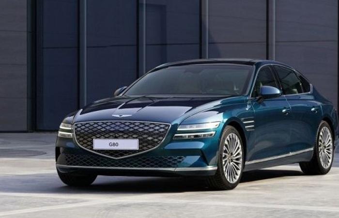"""جينيسيس تعلن الكشف عن سيارتها الكهربائية """"Electrified G80"""""""