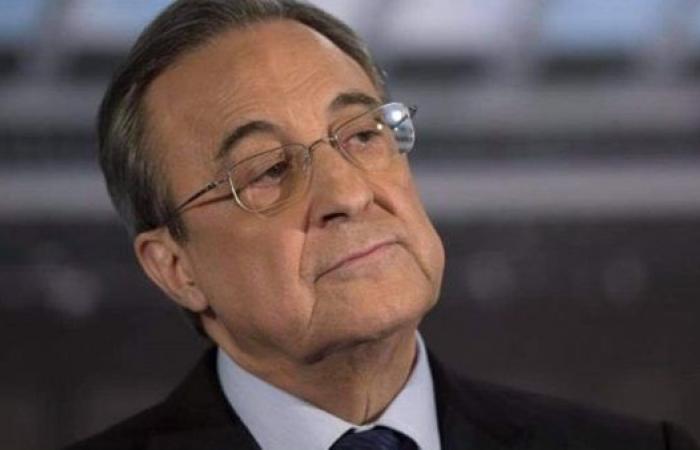بيريز يثير القلق بشأن مستقبل زيدان مع ريال مدريد