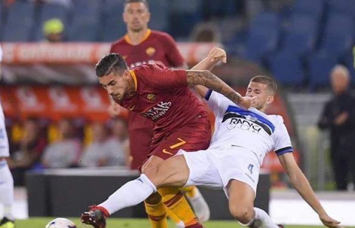 روما يتعادل مع أتالانتا ١/١ ويحرمه من وصافة الدوري الإيطالي
