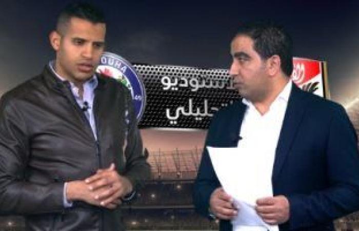 عمر ربيع ياسين لـ تليفزيون اليوم السابع: كهربا لازم يعيد حساباته فى الأهلي