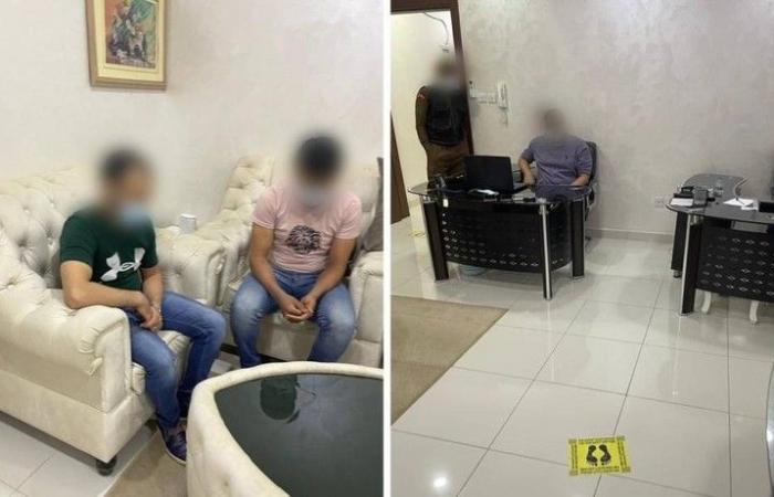 ضبط عمالة عربية تحتجز عاملات منزليات في شقة شكنية.. وتشغلهن بشكل مخالف