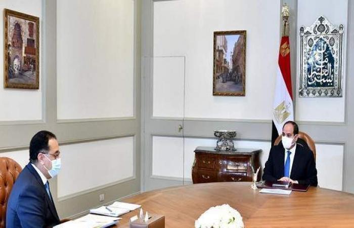 نشاط الرئيس السيسي اليوم| فيديو