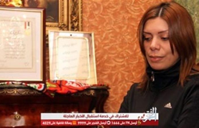 """""""معملتش حسابي لليوم ده"""".. حوار مؤثر لزوجة الشهيد محمد مبروك في """"الاختيار 2"""""""