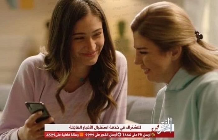 رانيا فريد شوقي عن جومانا ابنة لقاء سويدان: بنوتة موهوبة