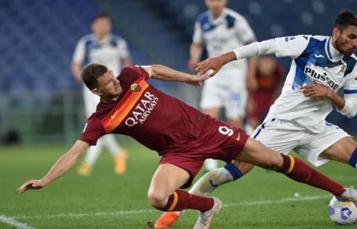 التعادل يحسم قمة روما وأتالانتا في الدوري الإيطالي