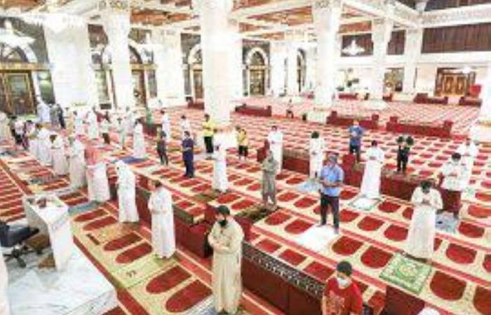 93 ألف موظف يعملون في مساجد المملكة