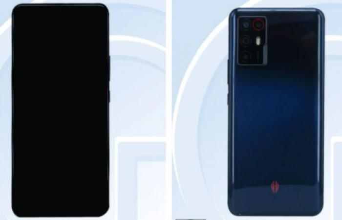 مواصفات هاتف RedMagic NX666J الرئيسية تظهر على منصة TENAA