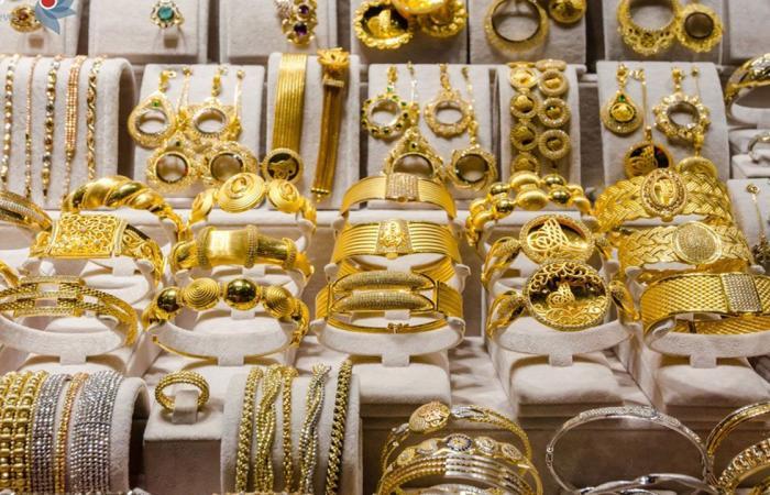 تراجع أسعار الذهب بالسعودية.. والجرام يبدأ بـ125.54 ريال خلال تعاملات الجمعة
