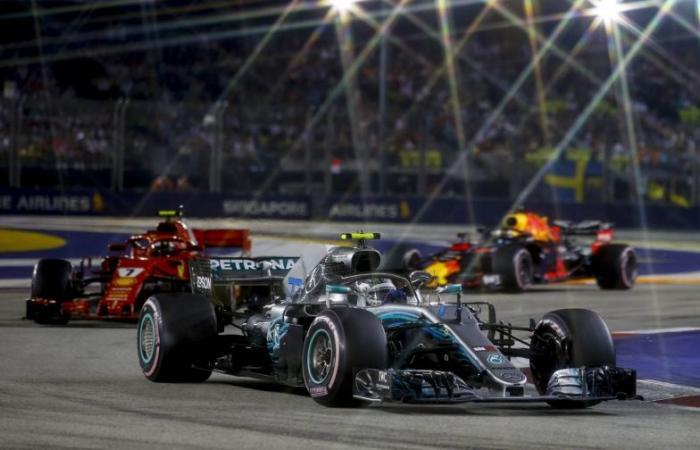 ترقبوا حلبة جدة في لعبة فورمولا 1 لعام 2021