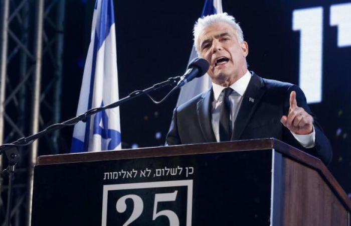 صحيفة: الرئيس الإسرائيلي سيفوض يائير لابيد بتشكيل الحكومة