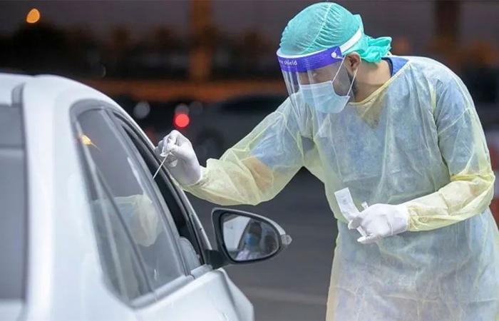 وزارة الصحة: ارتفاع إجمالي وفيات فيروس كورونا بالمملكة لـ6878