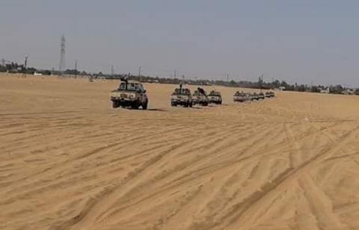 الجيش الليبى يرفع درجة الاستعداد قرب الحدود مع تشاد