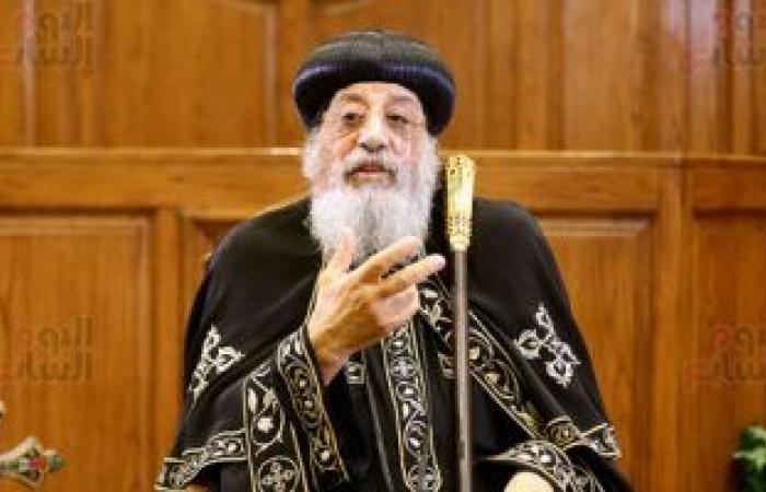 الكنيسة: مراجعة أسماء الحاجزين للصلاة بأسبوع الآلام لاستبعاد مصابى كورونا