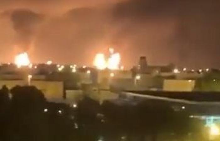 الأمن العراقى: لا خسائر بشرية جراء سقوط صواريخ بمحيط مطار بغداد الدولى