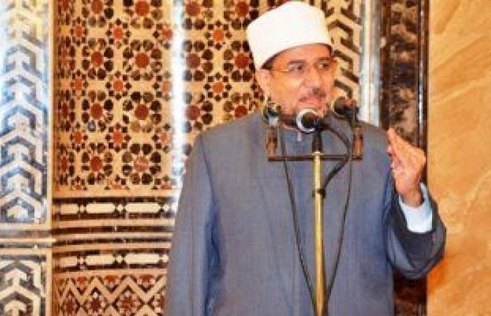 وزير الأوقاف باحتفالية العاشر من رمضان: افتتحنا 1383 مسجدا خلال عام.. صور