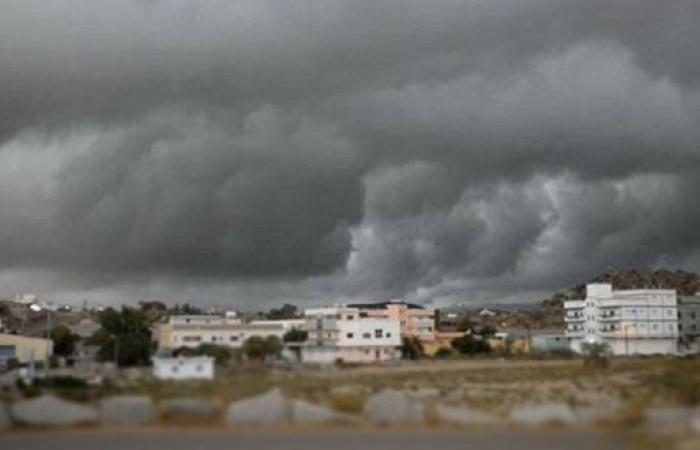 تنبيه من حالة الطقس في المدينة المنورة والباحة