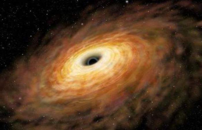 اكتشاف أقرب ثقب أسود إلى الأرض
