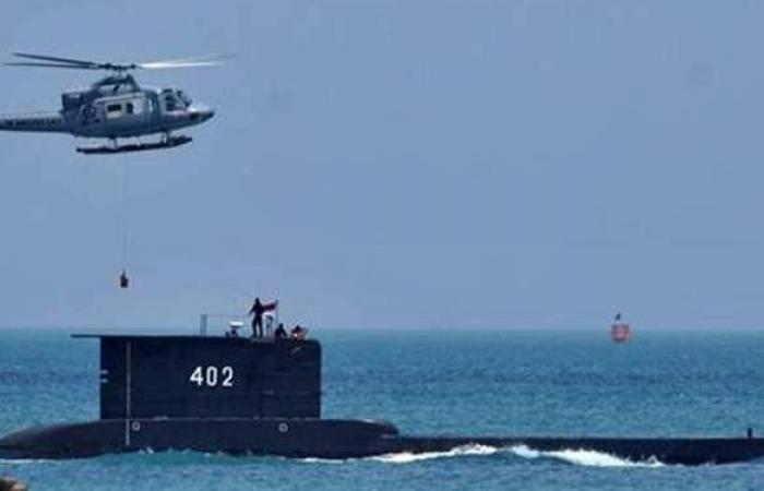 البنتاجون يرسل طائرة للمساعدة في البحث عن الغواصة الإندونيسية المفقودة
