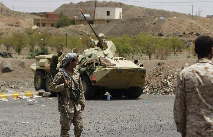 """الدفاع اليمنية: قتلى من """"الحوثيين"""" وتدمير عتاد في هجوم خاطف غرب مأرب"""