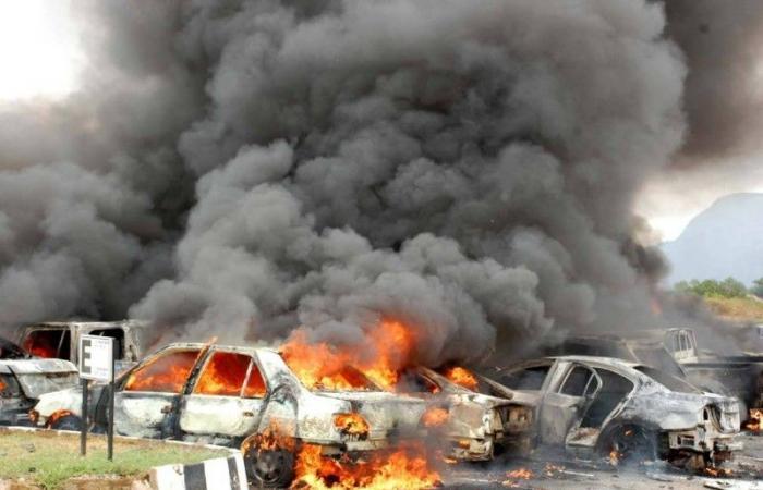 4 قتلى وجرحى بانفجار في العاصمة العراقية