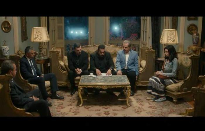 باسل خياط يبتز أروى جودة بالفيديوهات فى الحلقة 18 من حرب أهلية