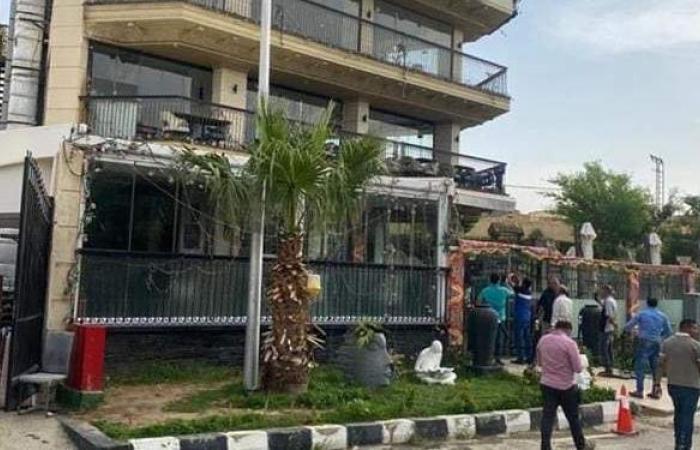 مصدر أمني: قرار غلق مقهى بسمة وهبة صادر منذ شهرين