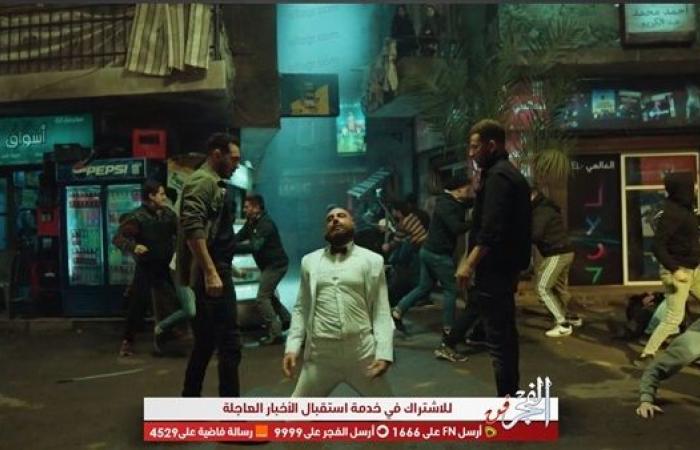 """مقتل وليد فواز على يد أبناء الحارة في """"ملوك الجدعنة"""""""