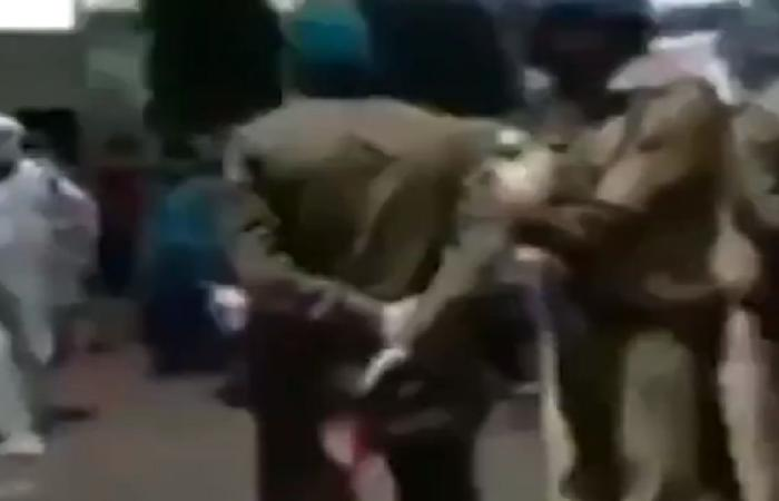 بالفيديو.. وفاة امرأة هندية سحبت الشرطة الأكسجين منها لأجل «شخصية مهمة»