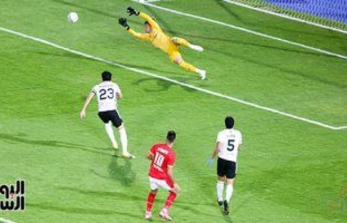"""موسيماني """"يلوم"""" لاعبى الأهلى بسبب التمركز الخاطئ عقب هدف الجونة"""