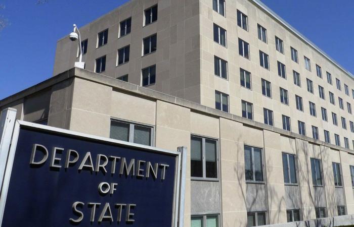 الخارجية الأمريكية: لا يمكن حل الأزمة اليمنية دون دعم السعودية