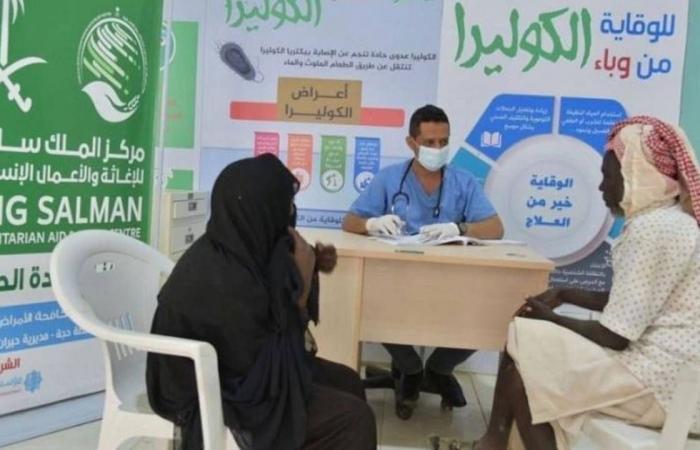 طوارئ مكافحة الأمراض الوبائية بحجة يقدم خدماته لـ1.213 مستفيداً خلال أسبوع