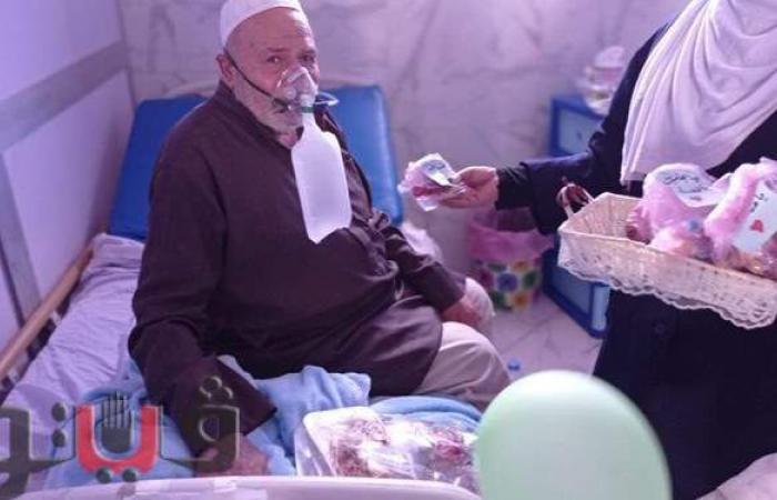 صدر الزقازيق يقدم هدايا للمرضى بمناسبة رمضان والاعياد