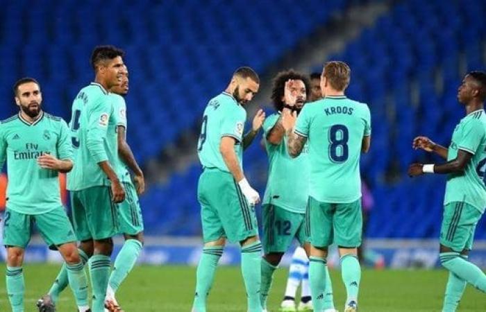 موعد مباراة ريال مدريد ضد أوساسونا في الدوري الإسباني
