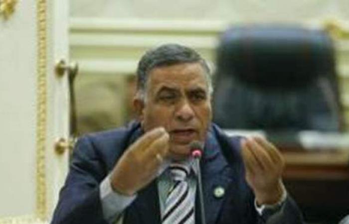 محمد سعفان ينعى محمد وهب الله أمين عام اتحاد عمال مصر