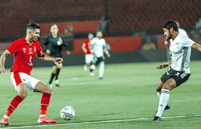 هل ينجح محمد شريف في تكرار ثنائية الدور الأول للمرة الثانية أمام المحلة؟