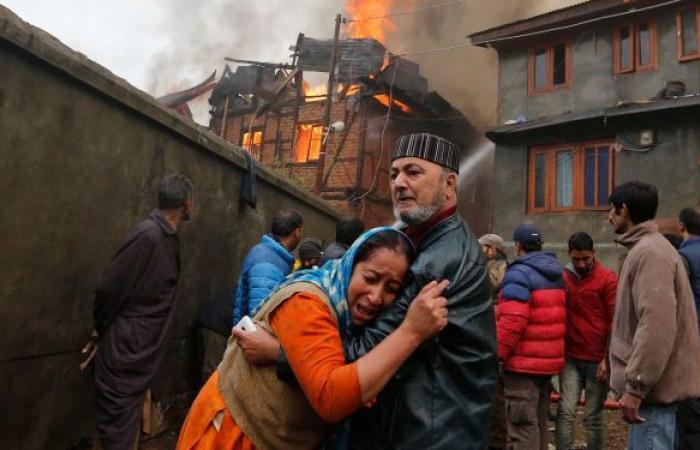 السلطات الهندية: حريق بمستشفى لمرضى كورونا يقتل 15 شخصا غرب البلاد