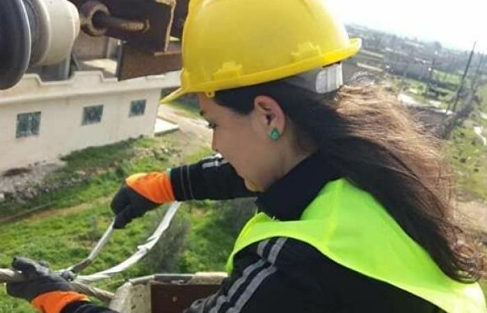 في يوم العمال.. الأمم المتحدة تحتفي بمهندسة وحكم سوريتين.. صور