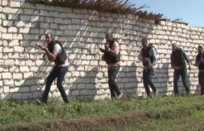 الأمن العام يضبط 82 قطعة سلاح نارى و125 قضية مخدرات