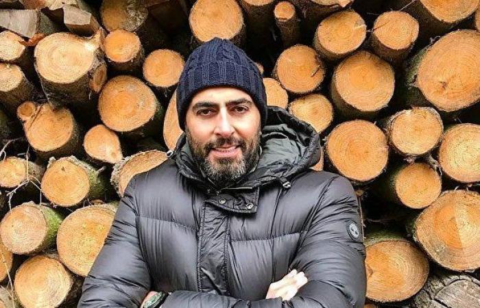 باسم ياخور يكشف حقيقة وضعه الصحي بعد استعانته بأسطوانة أوكسجين.. صورة
